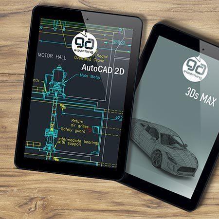 AutoCAD 2D & 3Ds Max